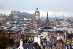 爱丁堡苏格兰 免版税图库摄影