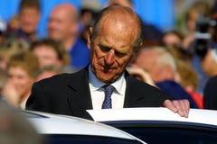 爱丁堡菲利普公爵王子 库存图片
