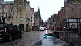 爱丁堡,苏格兰横穿  影视素材