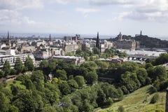 爱丁堡,苏格兰 免版税库存照片