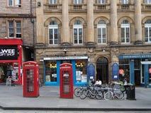 爱丁堡-皇家英里 图库摄影