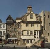 爱丁堡建筑学 库存图片
