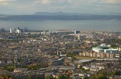 爱丁堡 库存图片
