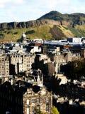 爱丁堡 图库摄影