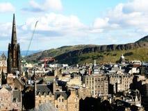 爱丁堡 免版税图库摄影