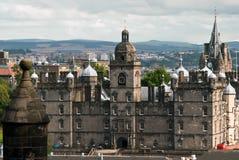 爱丁堡v1 库存照片