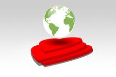 爱世界 免版税库存图片