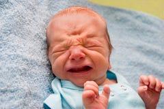 爱哭的人 图库摄影