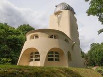 爱因斯坦Turm在波茨坦 库存照片