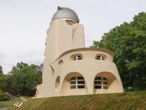 爱因斯坦Turm在波茨坦 免版税库存照片
