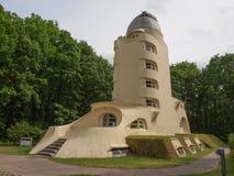 爱因斯坦Turm在波茨坦 图库摄影