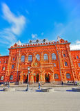 爱国战争博物馆1812在莫斯科,俄罗斯 库存照片