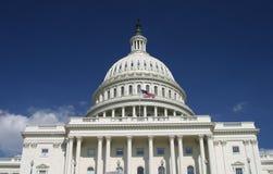 爱国的国会大厦 免版税图库摄影