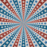 爱国美国的背景 免版税库存图片