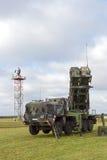 爱国者导弹系统 图库摄影