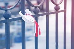 爱城堡,传统恋人 免版税图库摄影