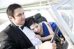 爱夫妇 免版税图库摄影