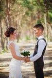 爱婚礼 免版税库存图片