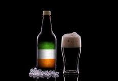 爱尔兰啤酒 库存图片