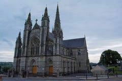 爱尔兰大教堂 免版税库存图片