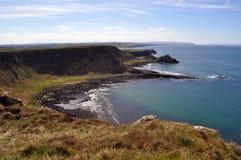 爱尔兰峭壁 免版税库存照片