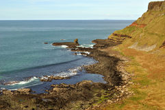 爱尔兰峭壁 免版税图库摄影