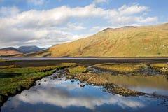 爱尔兰横向 图库摄影