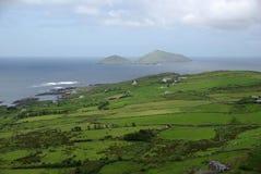 爱尔兰横向 库存照片