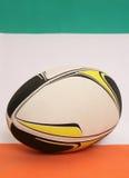 爱尔兰橄榄球 库存照片
