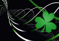爱尔兰歌曲 免版税库存照片