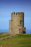 爱尔兰沿海场面 库存照片