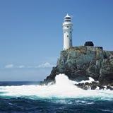 爱尔兰灯塔 免版税图库摄影