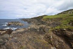 爱尔兰的风景 图库摄影