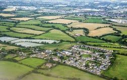 爱尔兰的Lanscape 库存图片