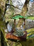 爱尔兰神仙传统 免版税库存照片