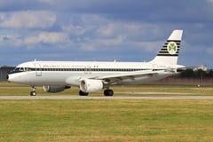 爱尔兰航空 免版税库存照片