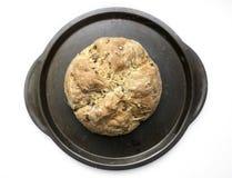 爱尔兰苏打面包 免版税图库摄影