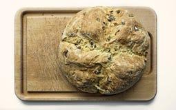 爱尔兰苏打面包 免版税库存图片