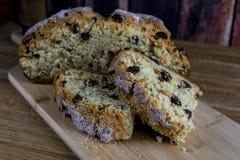 爱尔兰苏打面包 免版税库存照片