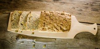 爱尔兰面包 免版税库存图片