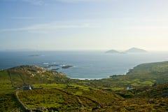爱尔兰风景。 免版税库存照片