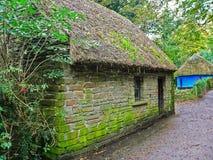 爱尔兰 农村村庄 库存图片