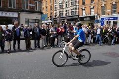 爱尔兰 都伯林 2012年6月06日 库存图片
