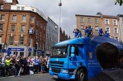 爱尔兰 都伯林 2012年6月06日 免版税库存照片