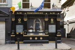 爱尔兰 都伯林 免版税库存图片