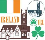 爱尔兰 库存图片