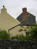 爱尔兰 bunratty民间公园 免版税图库摄影