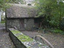 爱尔兰 Bunratty 民间公园 免版税图库摄影