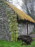 爱尔兰 Bunratty 民间公园 库存照片