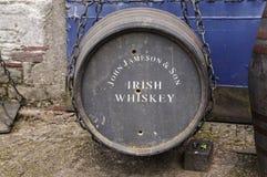 爱尔兰 Midleton 库存照片